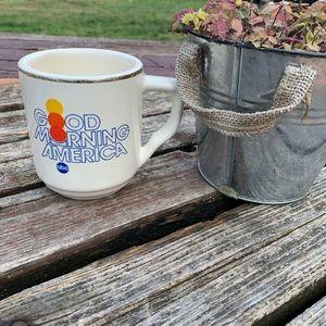 Good Morning America Vintage Coffee Mug
